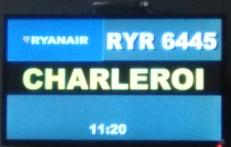 Charleroi_SVQ Airport